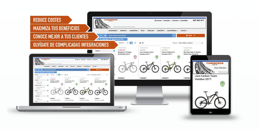 ecommerce bicicletas