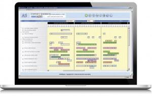 Solución de control de tareas de AS Software