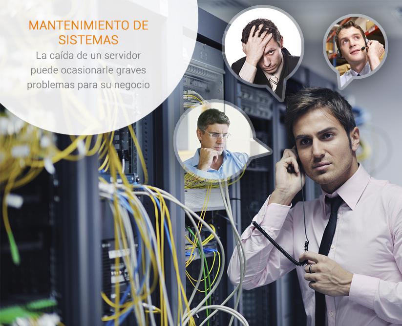 servicio mnto sistemas