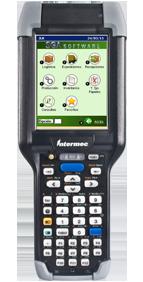 Terminal RF Software de gestión de Almacenes