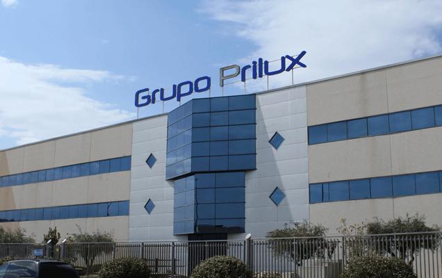 <b>GRUPO PRILUX</b>