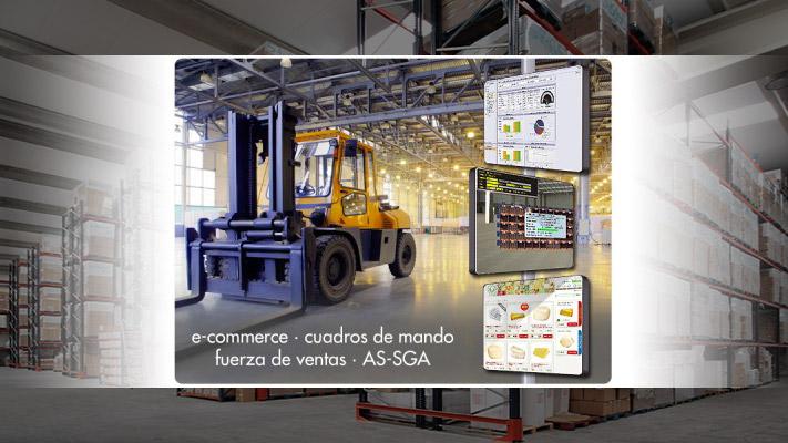 soluciones informaticas para la logistica