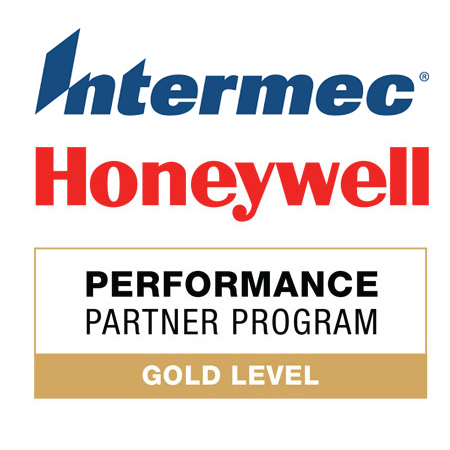 Logo Honeywell Gold Partner