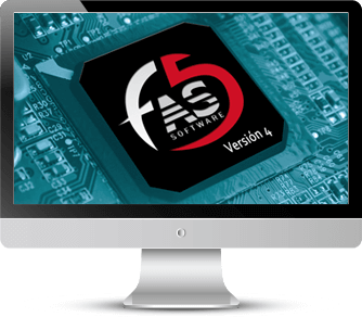 FAS-5 v4, software totalmente web