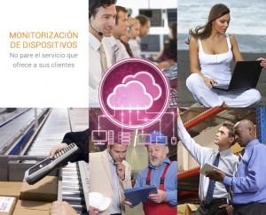 servicio monitorización dispositivos