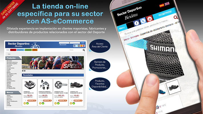ecommerce sector deportivo