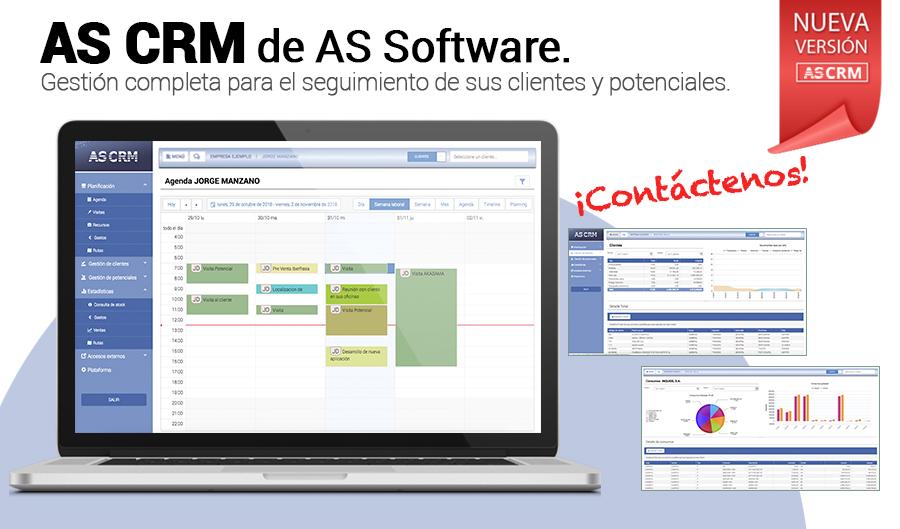 Nuevo AS-CRM