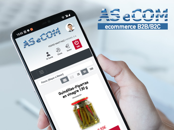 as ecommerce fronteras