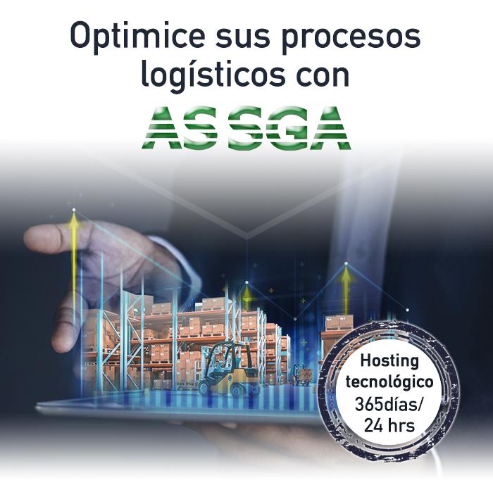 SGA operador logístico