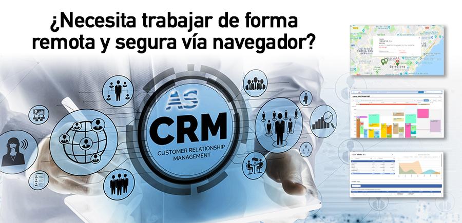 AS CRM