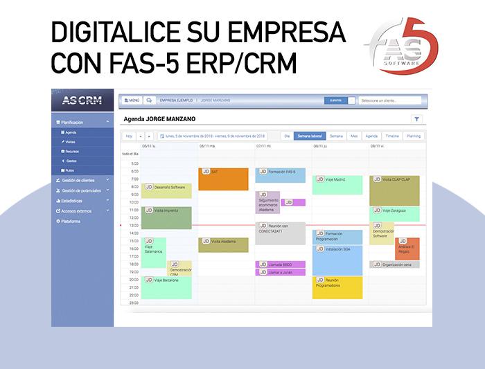 FAS5 ERP CRM