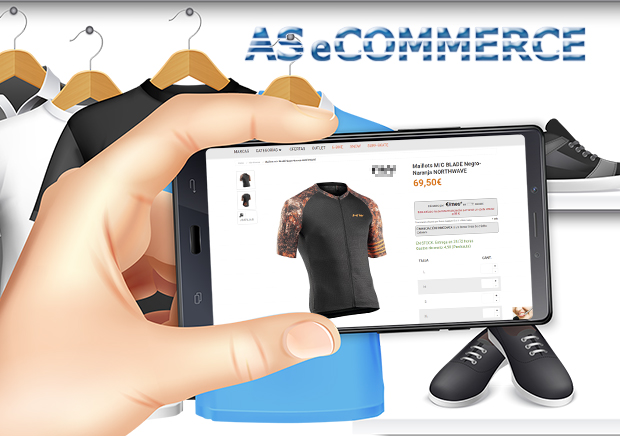 AS ecommerce