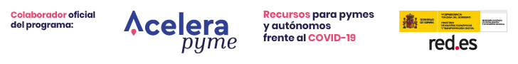 Banners Acelera pymes
