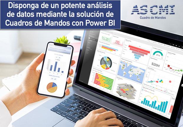 Power BI CMI