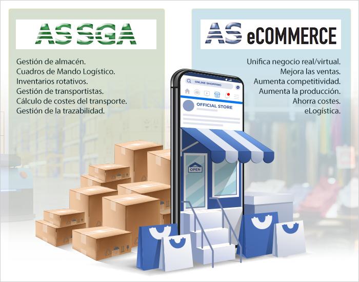 SGA ecommerce